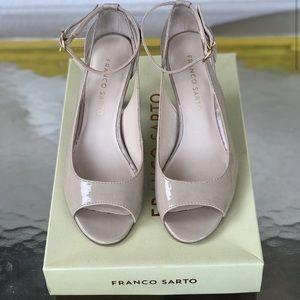 ❤️ NWOT Franco Sarto Classy 3 Inch Heel ❤️